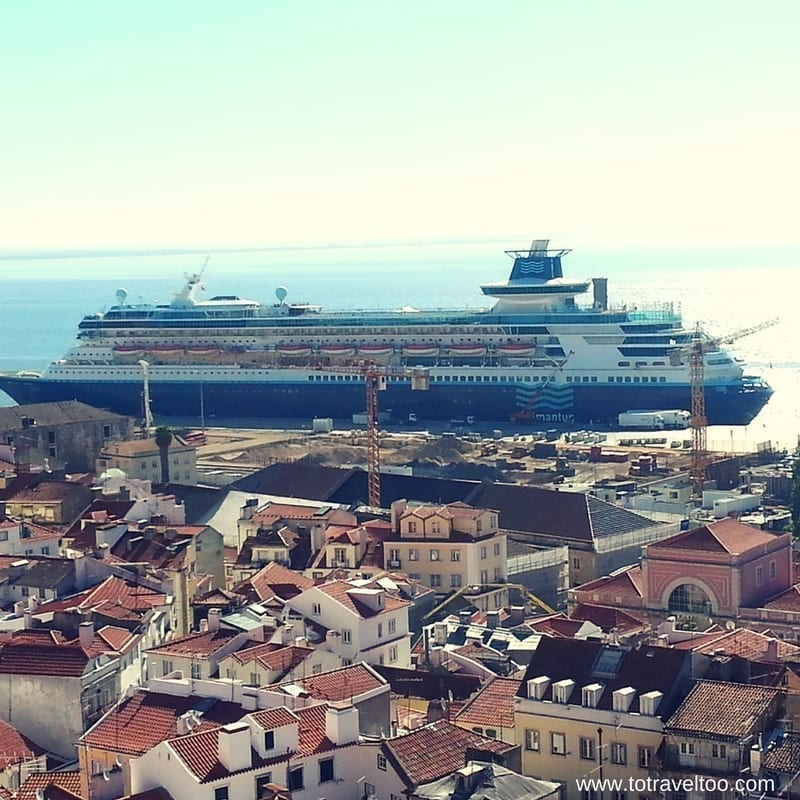 Lisbon Portugal Things To See And Do To Travel Too - Lisbon cruise ship port