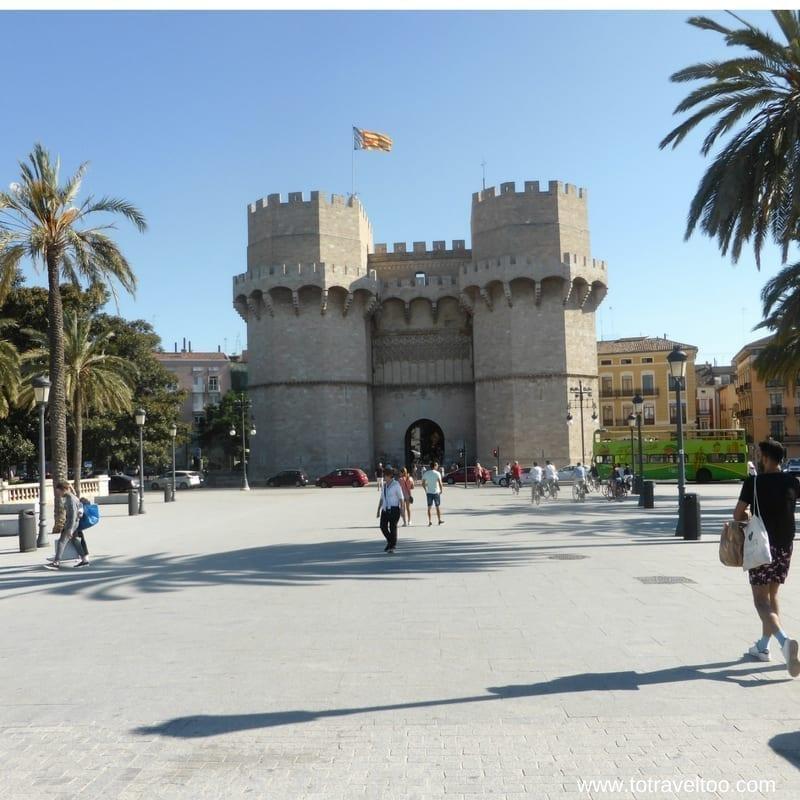 Valencia Serrans Gate