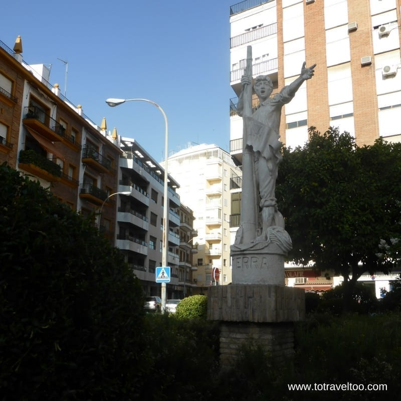 Walking Tour of Triana in Seville, Spain