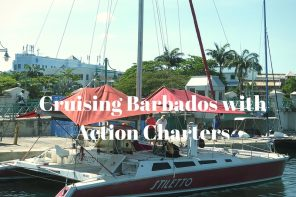 Cruising Barbados