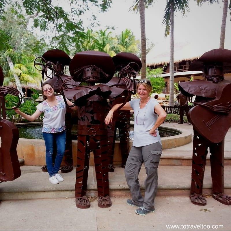 Things to do Uxmal Yucatan Mexico