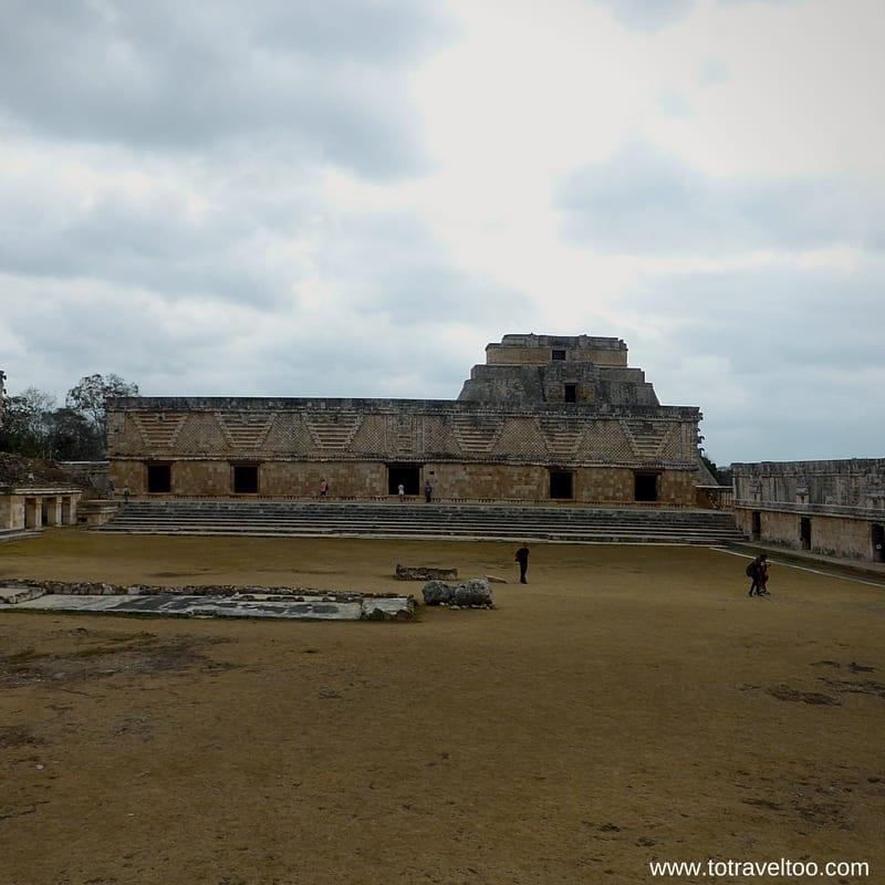 Uxmal Yucatan Merida