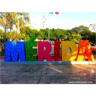 Merida in the Yucatan