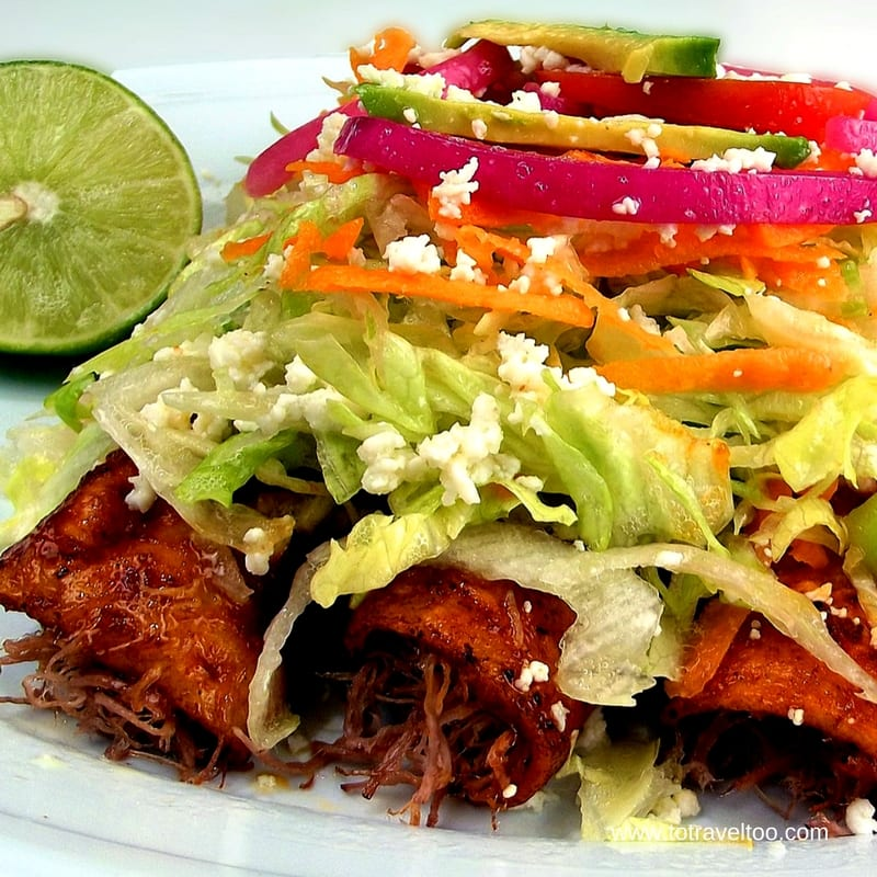 Mexican Food in the Yucatan Peninsula
