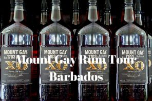 Mount Gay Rum Tour Barbados