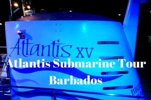 Atlantis Submarines Barbados Night Time Dive