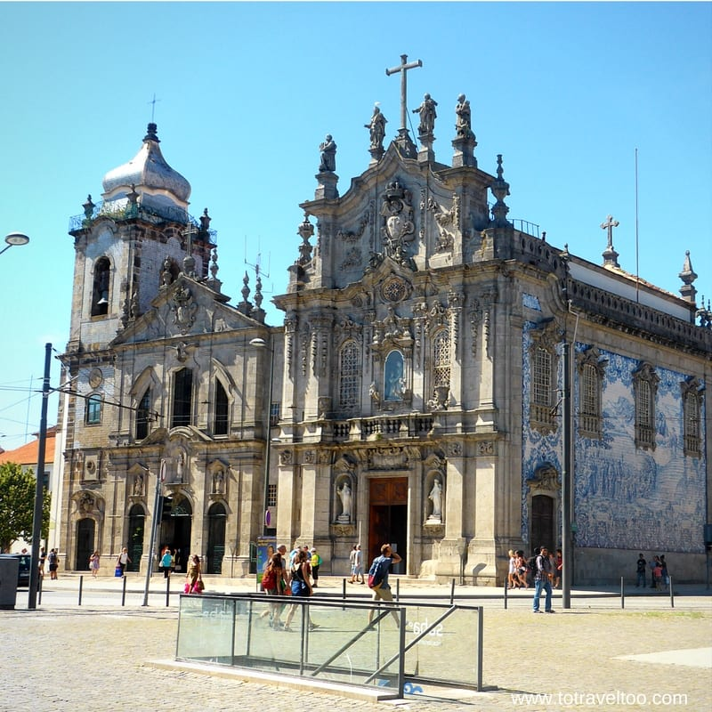 Port Walking Tour with Porto Walkers