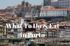 What to do and eat in Porto