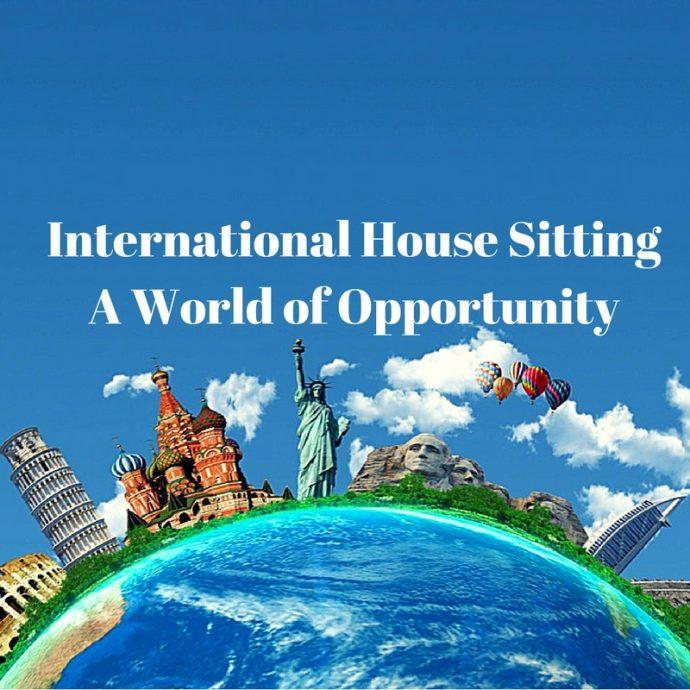 International House Sitting