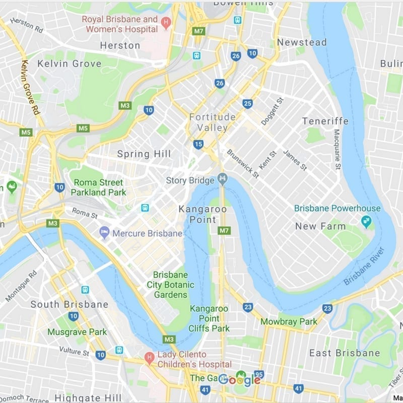 Cool things to do in Brisbane